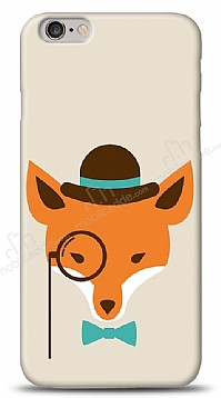 iPhone 6 / 6S Hipster Fox Kılıf