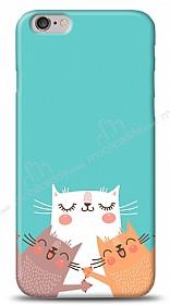 iPhone 6 Cat Family Kılıf