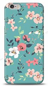 iPhone 6 Çiçek Desenli 1 Kılıf