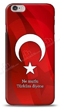 iPhone 6 Plus / 6S Plus Ne Mutlu Türküm Diyene Kılıf