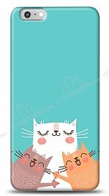 iPhone 6S Cat Family Kılıf