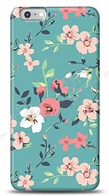 iPhone 6S Çiçek Desenli 1 Kılıf