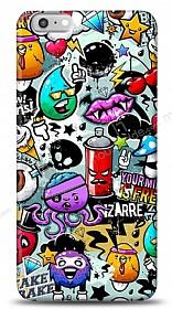 iPhone 6S Plus Grafitti 2 Kılıf