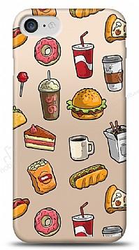 iPhone 7 / 8 Fast Food Kılıf