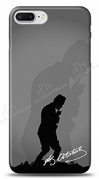 iPhone 7 Plus / 8 Plus Atatürk Cephede Kılıf