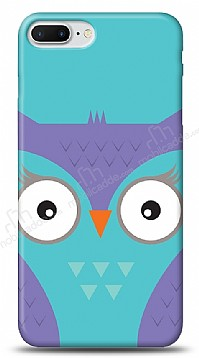 iPhone 7 Plus / 8 Plus Big Face Owl Kılıf