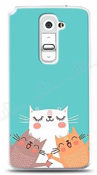LG G2 Cat Family Kılıf