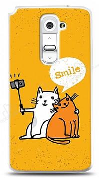 LG G2 Selfie Cat Kılıf