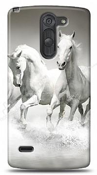LG G3 Stylus Horses Kılıf