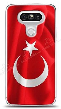 LG G5 Türk Bayrağı Kılıf