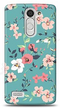 LG L Bello Çiçek Desenli 1 Kılıf