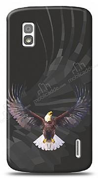 LG Nexus 4 Mozaik Kartal Kılıf