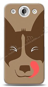 LG Optimus G Pro Big Face Dog Kılıf