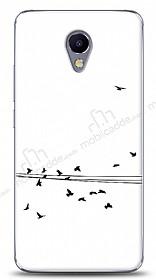Meizu M5 Note Flying Birds Kılıf