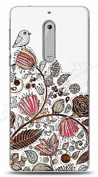 Nokia 5 Draw Bird Kılıf