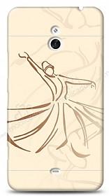 Nokia Lumia 1320 Mevlevi Kılıf