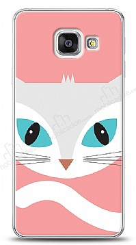 Samsung Galaxy A3 2016 Big Face Cat Kılıf