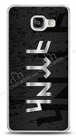 Samsung Galaxy A5 2016 Göktürkçe Türk Yazısı Kılıf