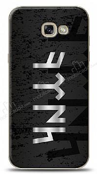 Samsung Galaxy A7 2017 Göktürkçe Türk Yazısı Kılıf