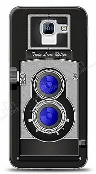 Samsung Galaxy A8 2016 Retro Camera Kılıf