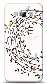 Samsung Galaxy A8 Bird Circle Kılıf