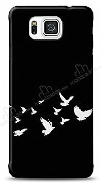 Samsung Galaxy Alpha Freedom Black Kılıf