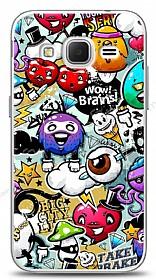 Samsung Galaxy Core Prime Grafitti 1 Kılıf
