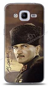 Samsung Galaxy J2 2016 Asker Atatürk Kılıf