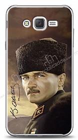 Samsung Galaxy J2 Asker Atatürk Kılıf