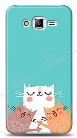 Samsung Galaxy J5 Cat Family Kılıf