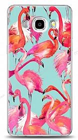 Samsung Galaxy J7 2016 Flamingo Kılıf