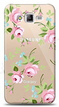 Samsung Galaxy J7 / Galaxy J7 Core Roses Kılıf