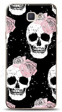 Samsung Galaxy J7 Prime Cranium Rose Kılıf