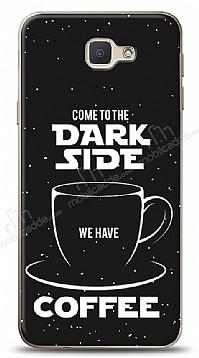 Samsung Galaxy J7 Prime Dark Side Coffee Kılıf