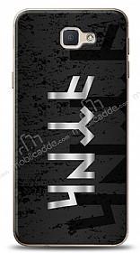 Samsung Galaxy J7 Prime Göktürkçe Türk Yazısı Kılıf