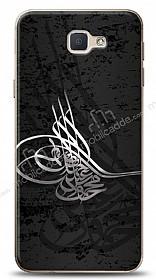 Samsung Galaxy J7 Prime Osmanlı Tuğrası Kılıf