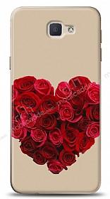 Samsung Galaxy J7 Prime Rose Love 3 Kılıf