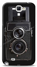 Samsung Galaxy Note 2 Retro Photo Kılıf