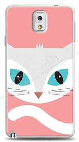 Samsung Galaxy Note 3 Big Face Cat Kılıf