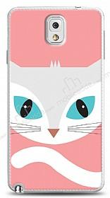 Samsung Galaxy Note 3 Big Face Cat Kılıf