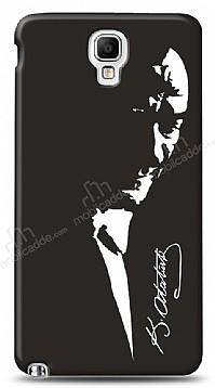 Samsung Galaxy Note 3 Neo Atatürk Silüet Kılıf