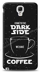 Samsung Galaxy Note 3 Neo Dark Side Coffee Kılıf