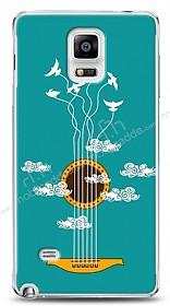 Samsung Galaxy Note 4 Cloud Guitar Kılıf