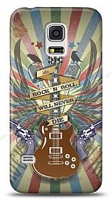 Samsung Galaxy S5 Rock N Roll Kılıf