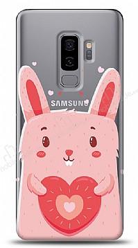 Samsung Galaxy S9 Plus Bunny Kılıf
