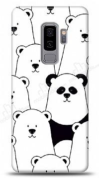 Samsung Galaxy S9 Plus Lonely Panda Kılıf