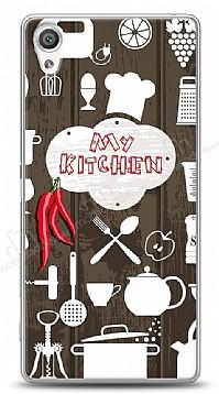 Sony Xperia XA My Kitchen Kılıf