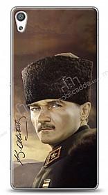 Sony Xperia XA Ultra Asker Atatürk Kılıf