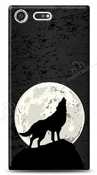 Sony Xperia XZ Premium Wolf Black Kılıf