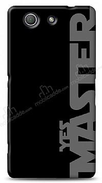 Sony Xperia Z3 Compact Yes Master Kılıf